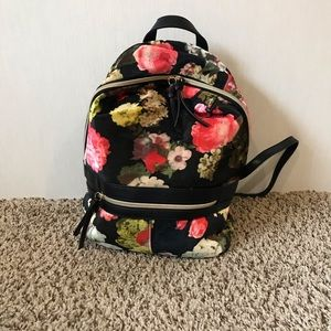 Floral bacpack